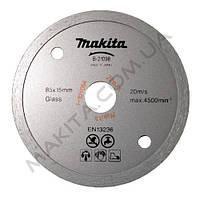 Алмазний диск 85 мм Makita для мокрого різання (B-21098)