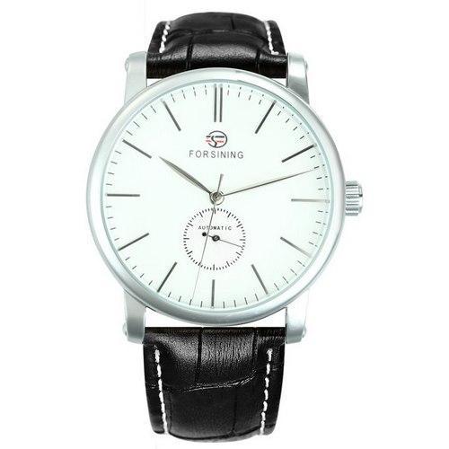 Forsining 1164 Silver-White-Black