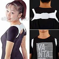 Корректор осанки,  выпрямитель спины, плечевой пояс, фото 1