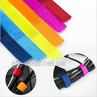 Липучки для фиксатора проводов, органайзер кабелей