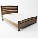 Кровать деревянная полуторная Сидней 3 (массив ясеня), фото 2