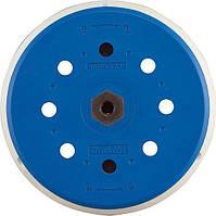 Резиновая шлифовальная подошва твердая 150 мм к BO6050 Makita (197315-5)