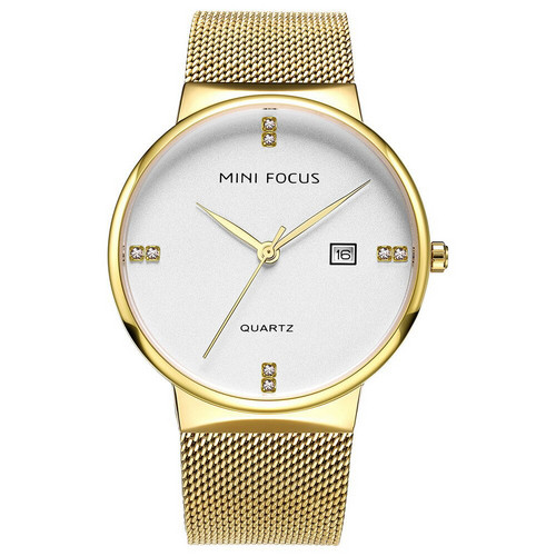 Mini Focus MF0181G Gold-White