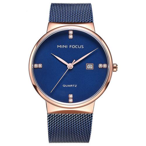 Mini Focus MF0181G Blue-Cuprum