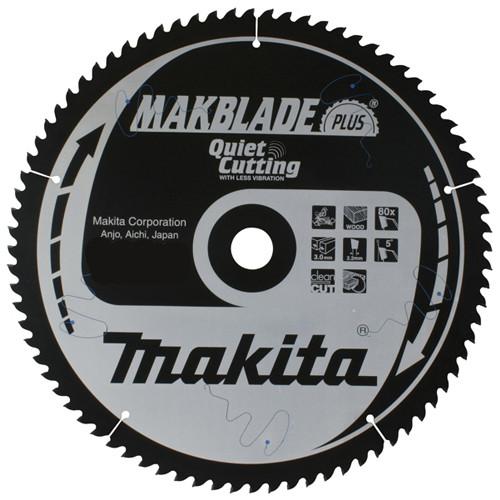 Пиляльний диск Makita MAKBlade Plus 305 мм 70 зубів (B-08735)