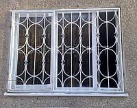 Монтаж решеток на окна