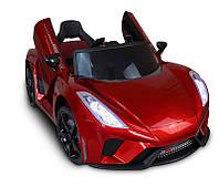 Електромобіль Just Drive LAMBO V12 - червоний