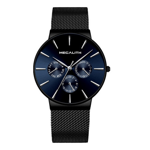 Megalith 0047M-6 Black-Blue
