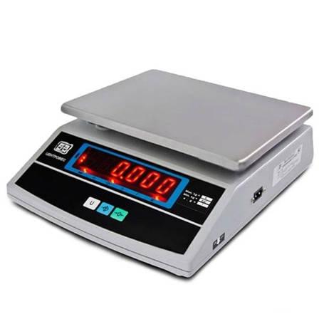 Ваги фасувальні електронні ВТЕ-Центровес-6-Т3-ДВ (6 кг), фото 2