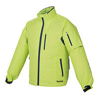 Аккумуляторная куртка с вентиляцией Makita LXT/CXT, 10,8-18В (XL) DFJ212ZXL