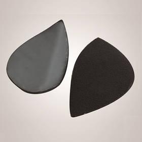 Силиконовые амортизационные вкладыши для продольного свода стопы с тканевым покрытием - Ersamed SL-512