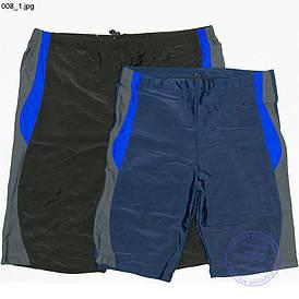 Чоловічі купальні шорти довгі 48-56р - 008