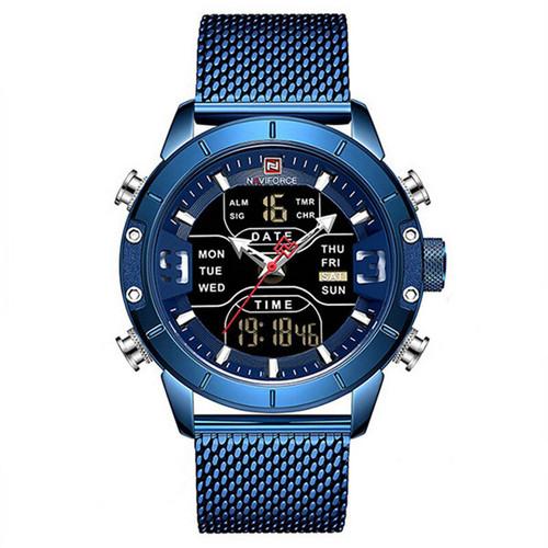 Naviforce NF9153S All Blue