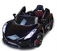 Електромобіль Just Drive LAMBO V12 - чорний