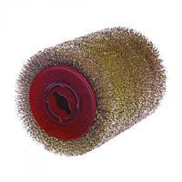 Проволочная латунная щетка Makita 100х120 мм P-65648