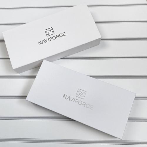 Коробочка фірмова Naviforce BOX 5 White