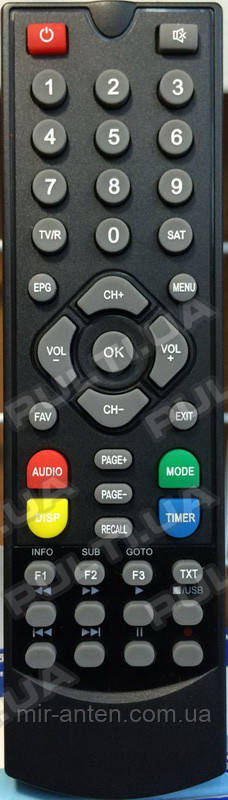 Пульт для Tiger 4050 HD.х90.4100 оригинал