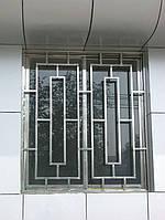 Изготовление сварных решеток на окна