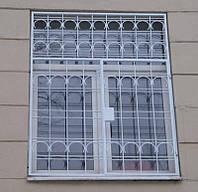 Сварные решетки на окна купить