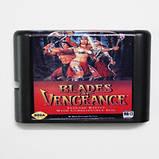 "Картридж sega ""Blades of Vengeance"", фото 2"