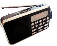 Цифровой радиоприемник UKC MD-1680 USB MP3 Black