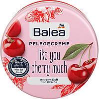 Balea Pflegecreme Like you cherry much крем для догляду за обличчям і тілом з ароматом вишні 30 мл
