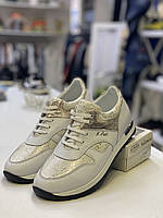 Туфлі шкіряні білі