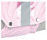 Попона с капюшоном Como для собак розовая 45см, Trixie TX-67107, фото 2