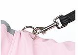 Попона с капюшоном Como для собак розовая 45см, Trixie TX-67107, фото 3