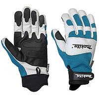 Шкіряні рукавички Makita M 988000808