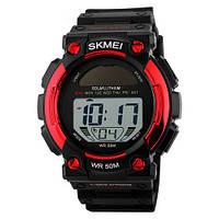 Skmei 1126 Black-Red
