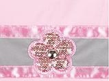 Попона с капюшоном Como для собак розовая 45см, Trixie TX-67107, фото 4