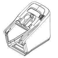 Травосборник для газонокосилок 50 л DLM431, LM430D, BLM430 Makita (123794-1)