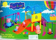 Игровой набор площадка Свинка Пеппа и семья No.8831 YNA/6-7