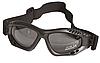 Тактические стрелковые защитные очки AIR PRO черные