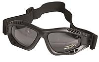 Тактические стрелковые защитные очки AIR PRO черные, фото 1