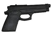 Пістолет муляж гумовий