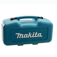 Пластмассовый кейс для эксцентриковой шлифмашины BO5021K, BO5030, BO5031, BO5041, BTW150SA, M9204 Makita