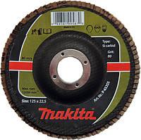 Пелюстковий диск для каменю карбід кремнію Makita 150 мм K80 (P-65399)