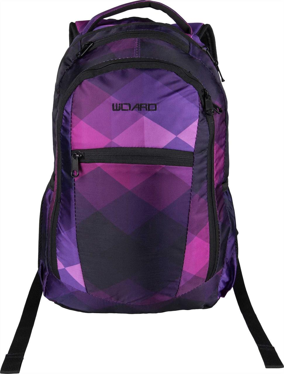 Рюкзак до міста/школи Willard CHIP 22L фіолетовий