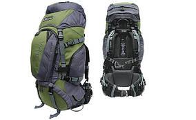 Рюкзак туристичний Terra Incognita Discover 100 (зел/сірий)