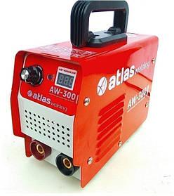 Инвертор сварочный аппарат в кейсе ATLAS WELDING AW-300