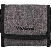 Гаманець Willard CUBE, сірий