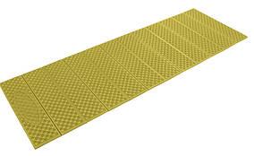 "Килимок туристичний ""Sleep Mat"" 1800 × 590 × 20мм, 40кг/м3 (гірчичний(жовтий))"