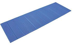 """Килимок туристичний """"Sleep Mat"""" 1800 × 590 × 20мм, 40кг/м3 (синій)"""