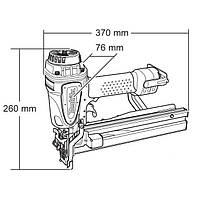 Пневматический степлер Makita AT 1150 A