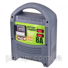 Зарядное устройство Pulso BC-15121 для автомобильного аккумулятора 6-12В   8A   15-112Ач   стрелка