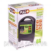 Зарядное устройство Pulso BC-15121 для автомобильного аккумулятора 6-12В | 8A | 15-112Ач | стрелка, фото 3