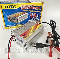 Зарядное устройство для автомобильных аккумуляторов UKC BATTERY CHARDER MA-1210A 12V   10A   75АН