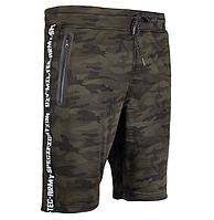 Спортивные шорты Mil-tec камуфляж WOODLAND
